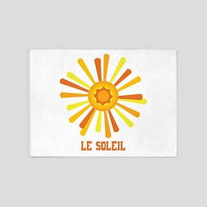 Le Soleil 5'x7'Area Rug