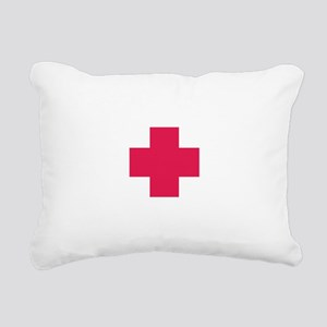NURSE34 Rectangular Canvas Pillow