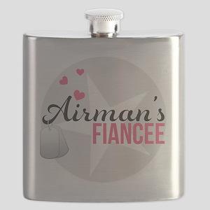 Airmans Fiancee Flask