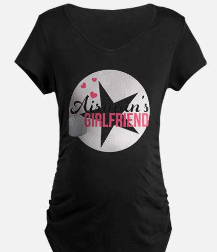 Airmans Girlfriend T-Shirt