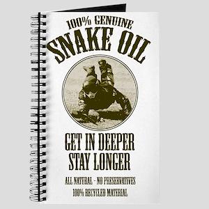 Snake Oil Journal