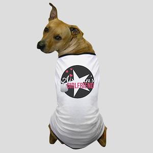 Airmans Girlfriend Dog T-Shirt