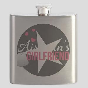Airmans Girlfriend Flask