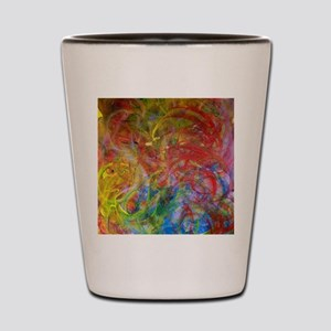 Swirls Shot Glass