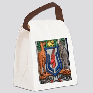 kagnew station Canvas Lunch Bag