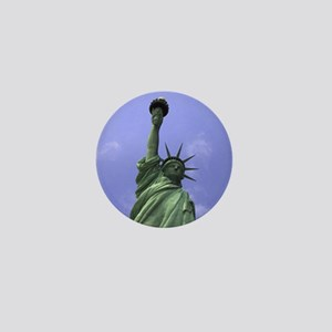 Statue of Liberty Mini Button