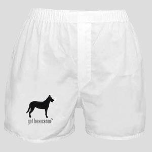 Beauceron Boxer Shorts