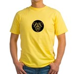 2-sided Yellow T-Shirt