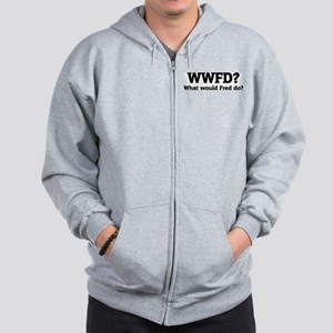 What would Fred do? Sweatshirt
