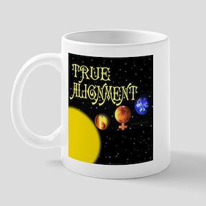 True Alignment Mug