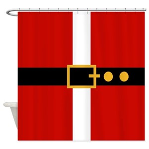 Christmas Costume Shower Curtains