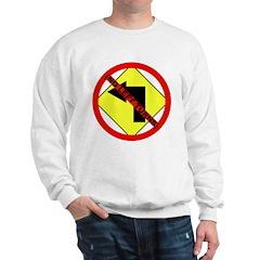 No Left Turns Sweatshirt