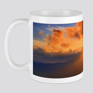 Inspirational heaven sunset Mug