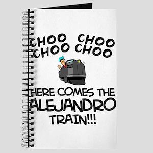 Alejandro Train Journal