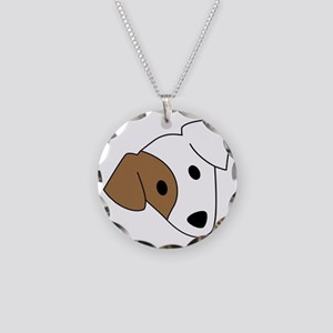 Georgia Jack Russell Rescue, Necklace Circle Charm