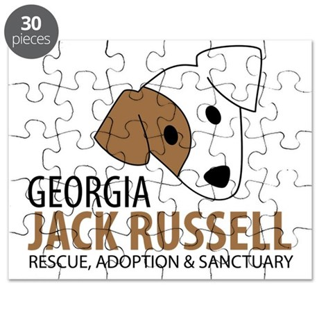 Georgia Jack Russell Rescue, Adoption & San Puzzle