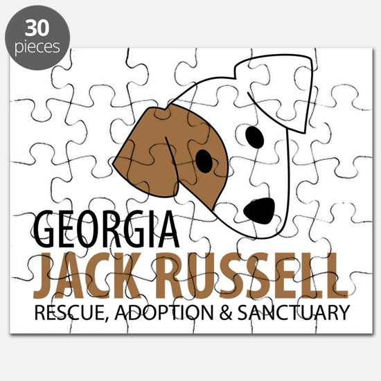 Georgia Jack Russell Rescue, Adoption & San Puzzle
