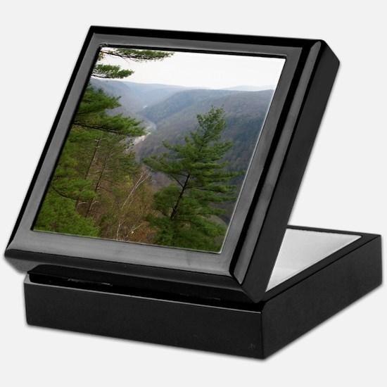 PA Grand Canyon Keepsake Box
