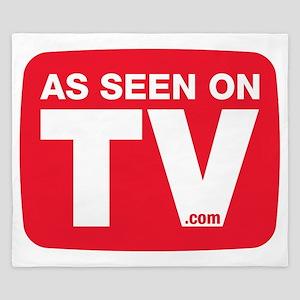 As Seen On TV King Duvet