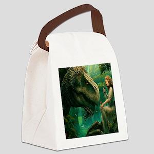 S-KINGDUVET-4032x3456-greendragon Canvas Lunch Bag