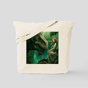 S-SHOWERCURTAIN-2556X2592-greendragon Tote Bag