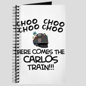 Carlos Train Journal