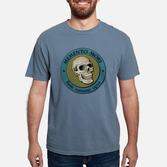 Unique Memento mori Mens Comfort Colors Shirt