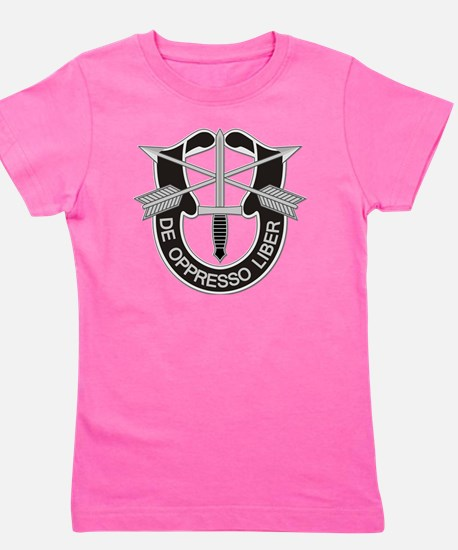 Special Forces Insigna Girl's Tee