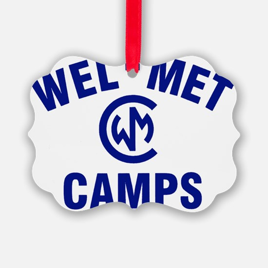 Wel-Met Camp Merchandise Ornament