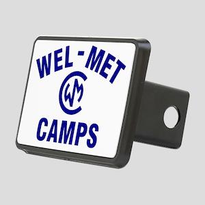 Wel-Met Camp Merchandise Rectangular Hitch Cover