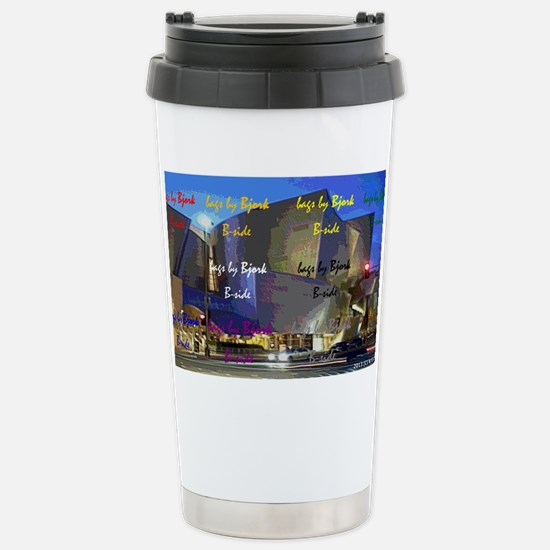 concert hall clutch B s Stainless Steel Travel Mug