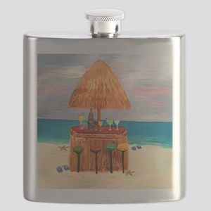 Tiki Bar Flask