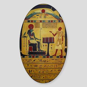 Stele of Revealing Sticker (Oval)