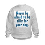 Be Silly JAMD Kids Sweatshirt