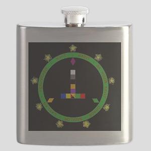 Magick Circle Flask
