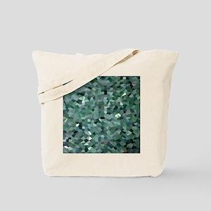 Broken Glass Art Tote Bag