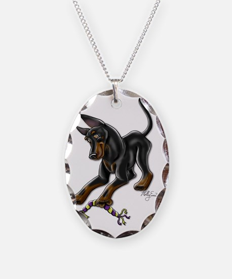 Manchester Terrier Necklace