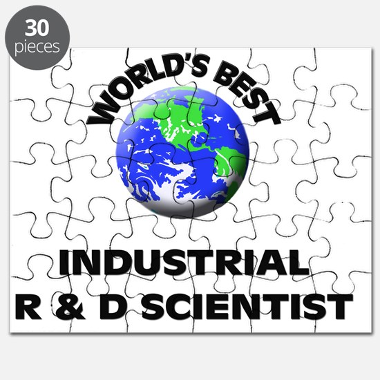 World's Best Industrial R & D Scientist Puzzle