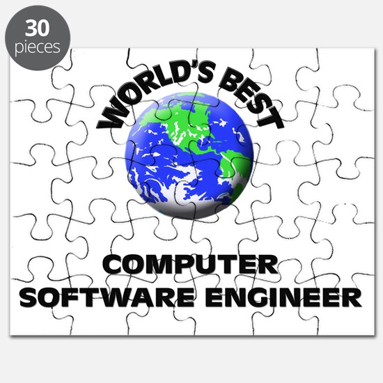 World's Best Computer Software Engineer Puzzle