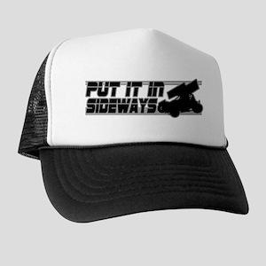 Put it In Sideways Trucker Hat