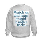Watch Us JAMD Kids Sweatshirt
