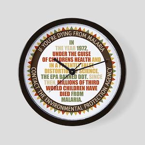Blame The EPA Wall Clock