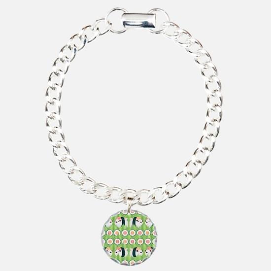 Nigiri-Pug Bracelet