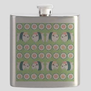 Nigiri-Pug Flask