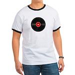 Pretentious Record Store Guy Record Ringer T