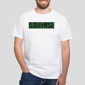 SAOIRSE White T-Shirt