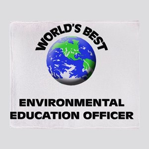 World's Best Environmental Education Throw Blanket