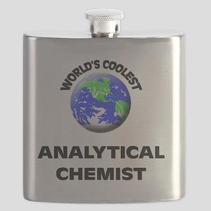 World's Coolest Analytical Chemist Flask