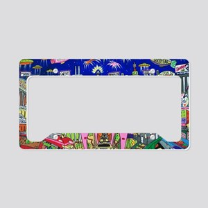 Design #24 License Plate Holder