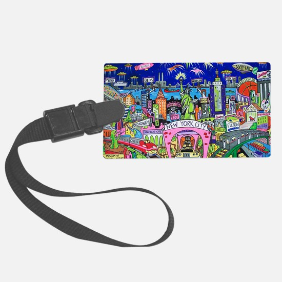 Design #24 Luggage Tag